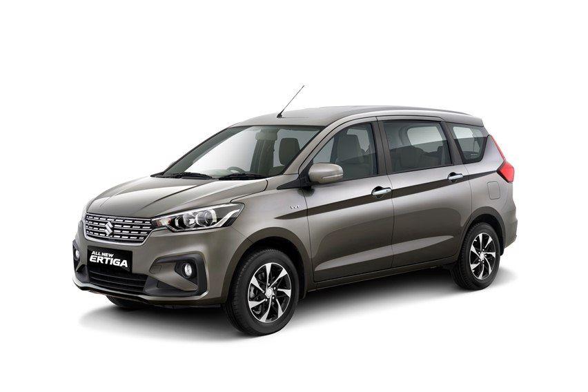 Suzuki Indonesia Menyiapkan Ertiga Tipe Tertinggi