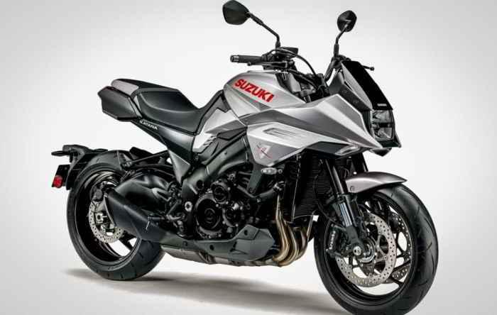 Suzuki Telah Umumkan Harga Motor Katana
