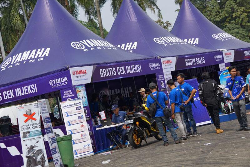 Suzuki serta Yamaha Menawarkan Kredit Motor Tanpa DP