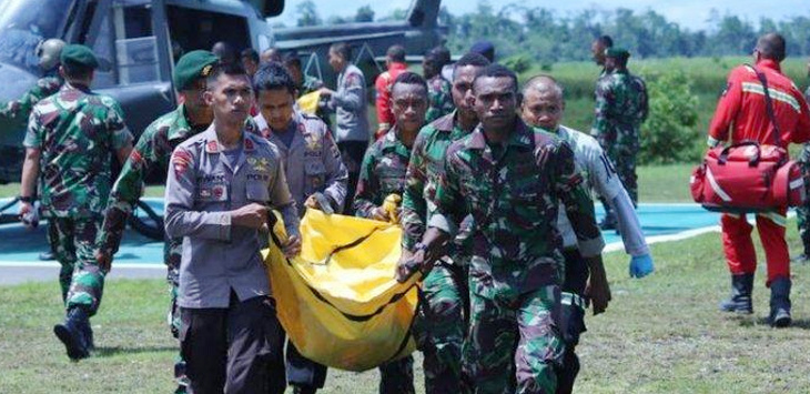 Tiga Prajurit TNI Tumbang Diserang KKSB di Nduga Papua