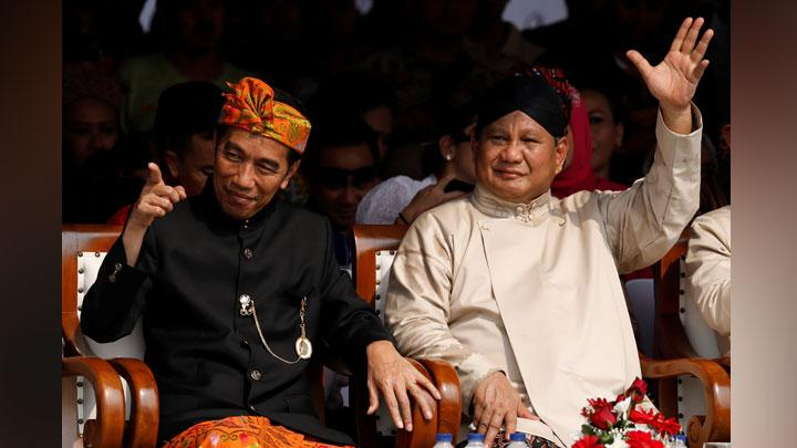 Ucapan dari Kedua Capres di Hari Raya Nyepi