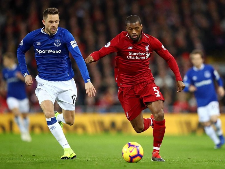 Wijnaldum Mengatakan Pertandingan Liverpool Melawan Everton Bakal Sengit