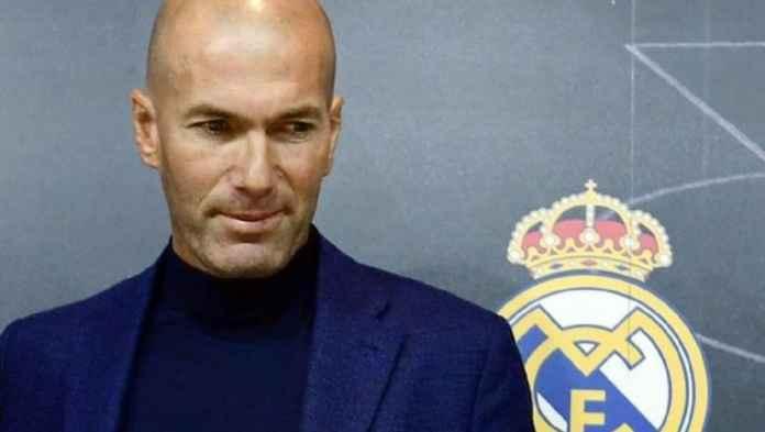 Zinedine Zidane Sekali Lagi Melatih Real Madrid