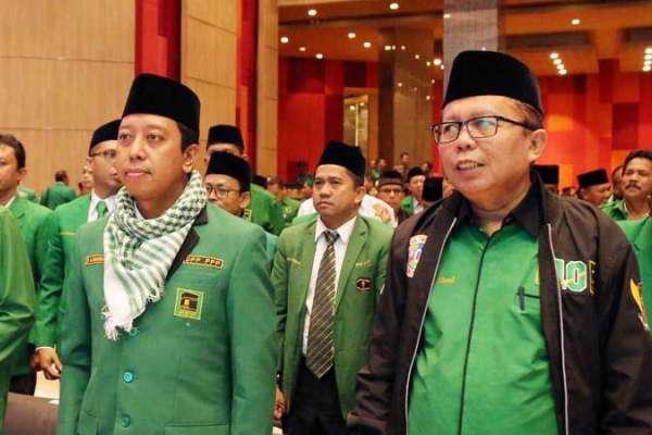 Ketua Umum PPP Dikabarkan Ditangkap KPK