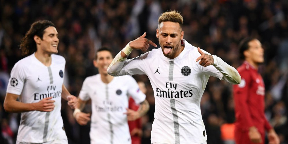 Neymar Dikabarkan Terlihat Di Bandara Turin