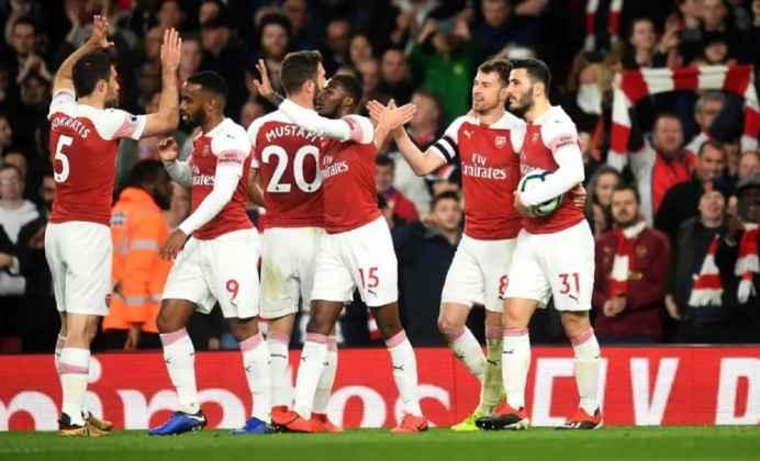 Arsenal Paling Berpeluang Finish di Empat Besar Musim Ini
