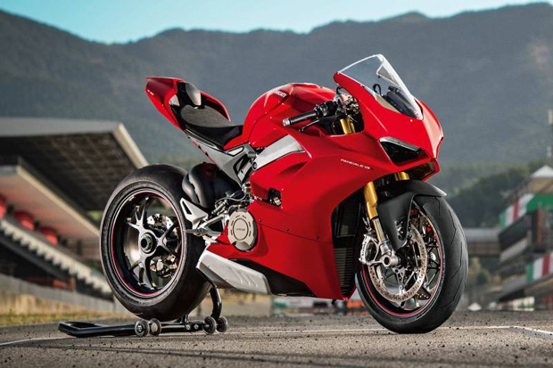 Beli Motor Ducati Dapat Dicicil Meski Stoknya Sedikit di Indonesia
