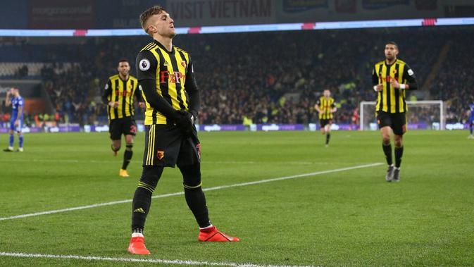 Deulofeu Mengantarkan Watford Melaju ke Final Piala FA