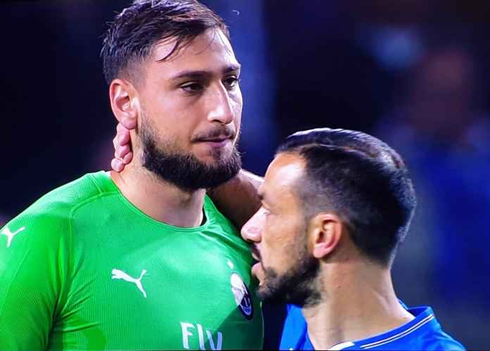 Donnarumma Minta Maaf Usai Milan Dipermalukan Sampdoria