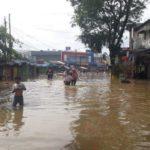 Luapan Sungai Citarum Menggenangi Ribuan Rumah di Kabupaten Bandung
