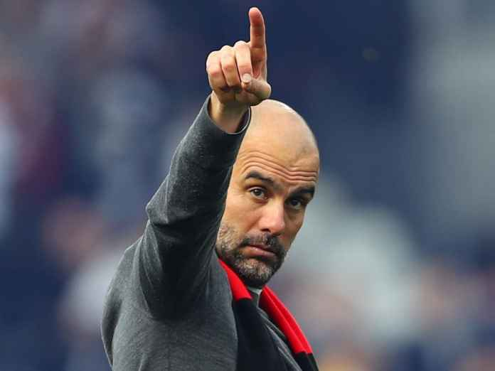 Manchester City Bakal Terus Didesak Guardiola Agar Meraih Juara