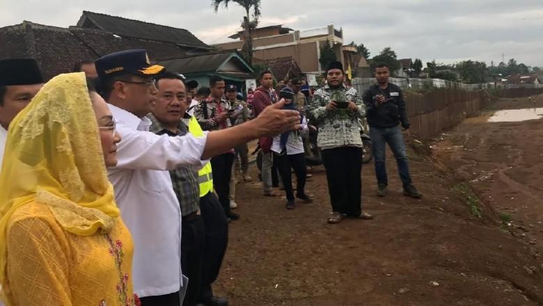 Menhub Sebut Proyek Jalur Ganda KA Cigombong-Cicurug Rampung November