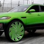 Mobil Mewah Ini Dimodifikasi Berpenampilan Unik