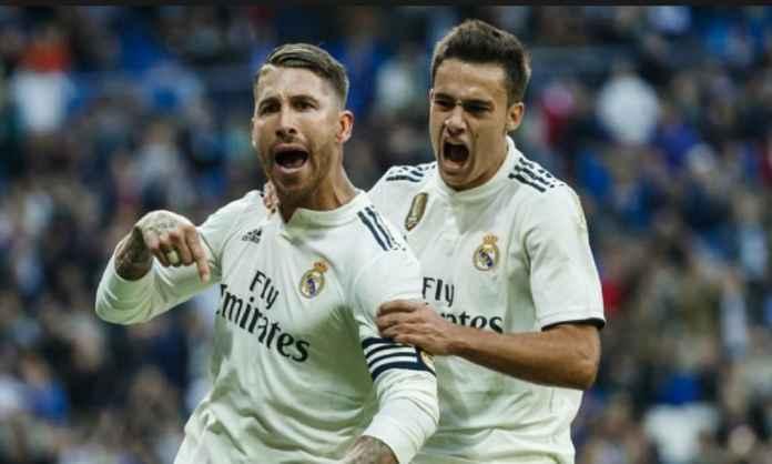Sergio Reguilon Kembali Mendapat Tempat di Real Madrid