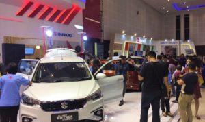 Penjualan Suzuki Melebihi Target Berkat Mobil Ini