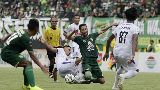 Persebaya Akan Dibawa Rantis di Final Leg 2 Piala Presiden