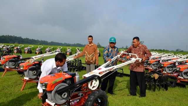 Program Modernisasi Peralatan Pertanian Kementan Mendapatkan Apresiasi dari Peneliti