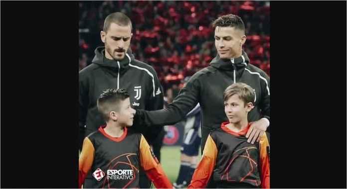 Ronaldo Kembali Memamerkan Kebaikan Hatinya