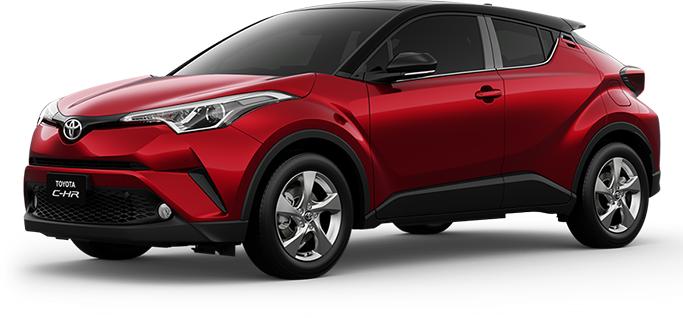 Toyota Membuat CHR Edisi Terbatas yang Memiliki Keistimewaan