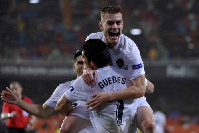 Valencia Tantang Arsenal di Semifinal Usai Kalahkan Villarreal