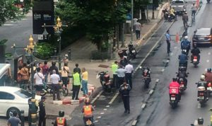 Ledakan Bom Yang Menguncang Bangkok Thailand