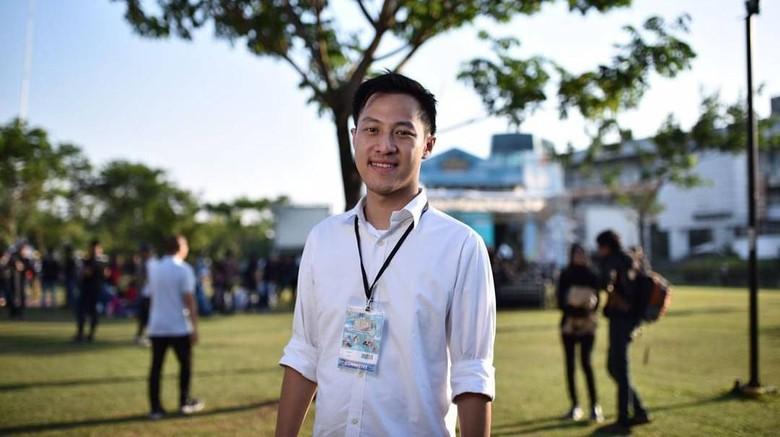 Andrew Darwis Pendiri Kaskus Dilaporkan Terkait Dugaan Penipuan